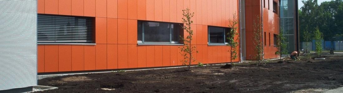 Fassadengestaltung für Gewerbe und Privat