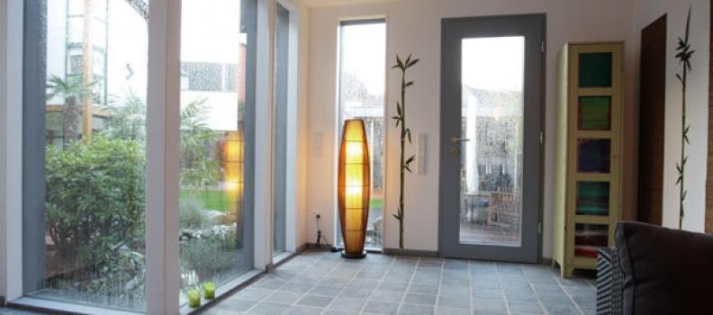 Türen : Einfacher Raumabschluss oder mehr !